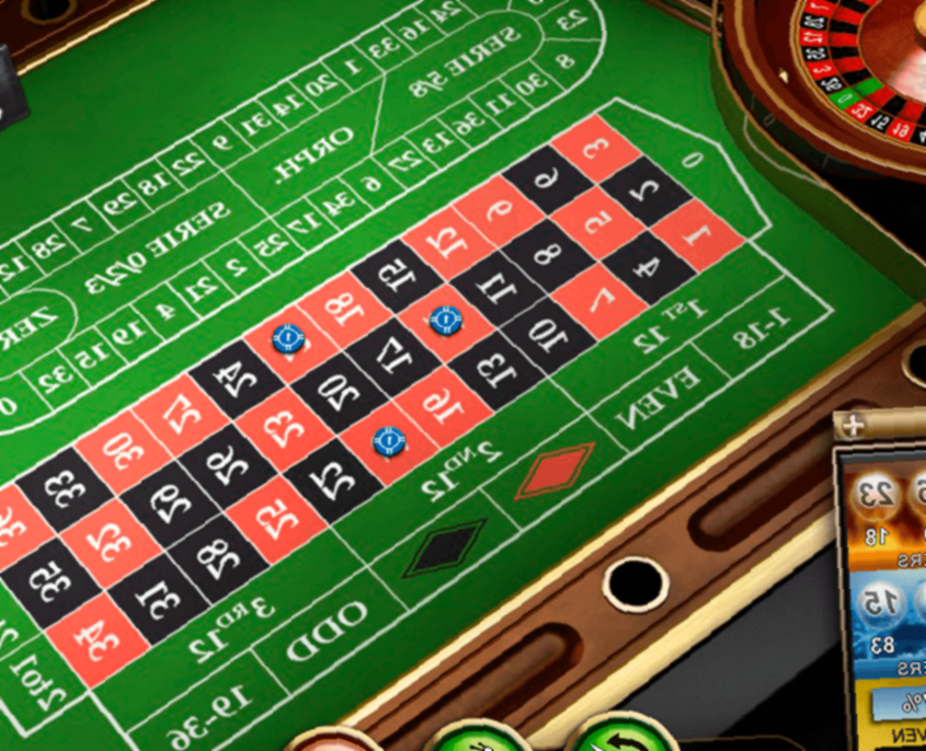 Casino Game Online Roulette