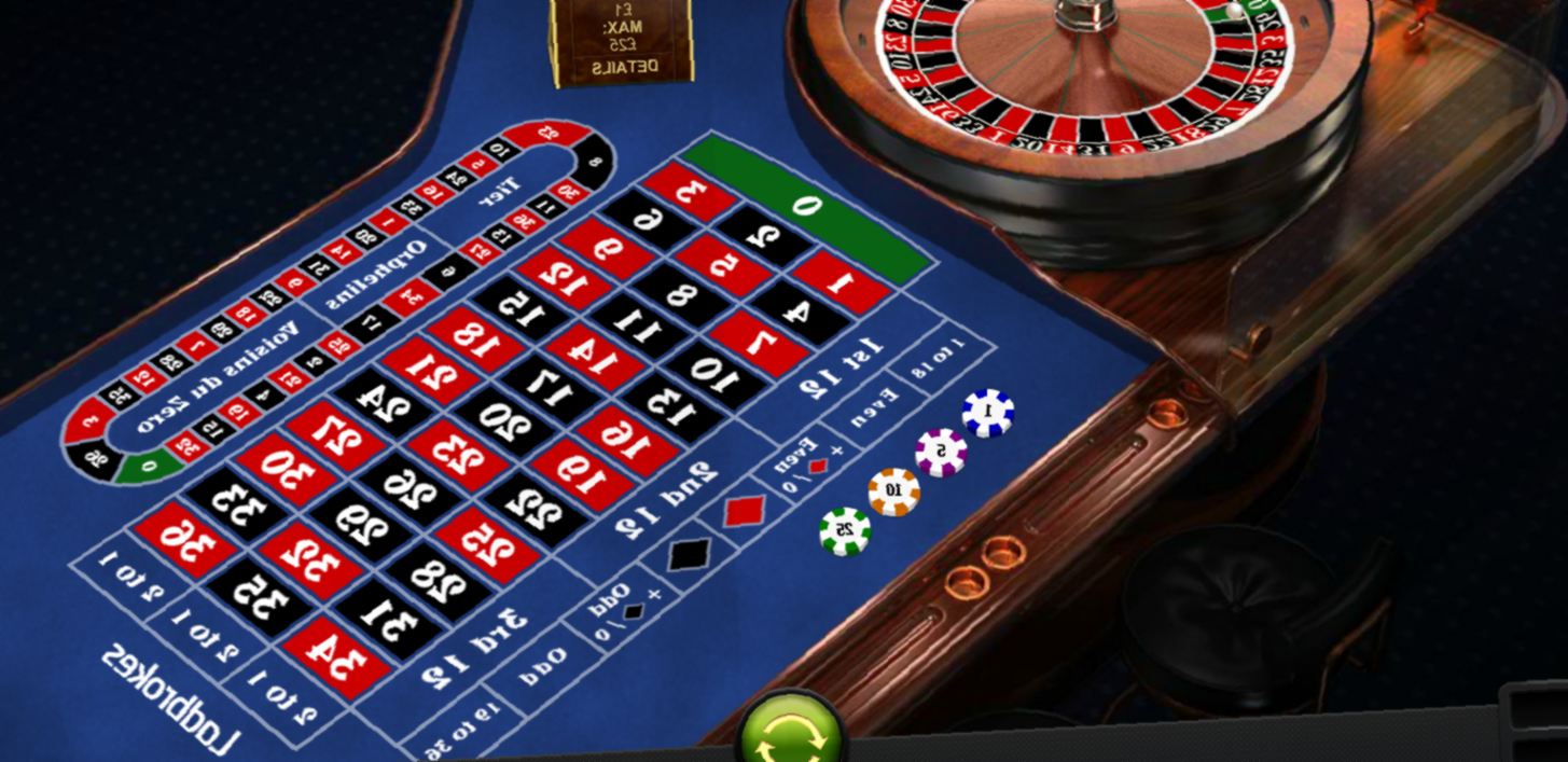 Live Roulette Online Play Money