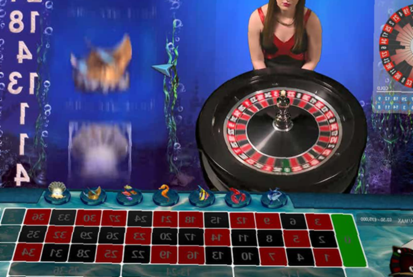 Live Roulette Online Play