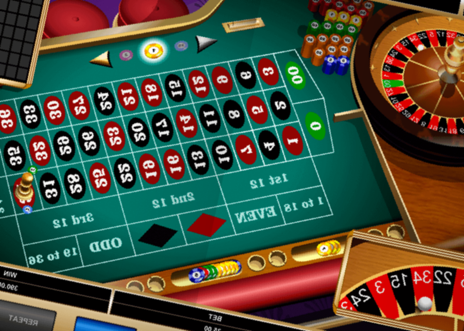 Online Roulette Game Game