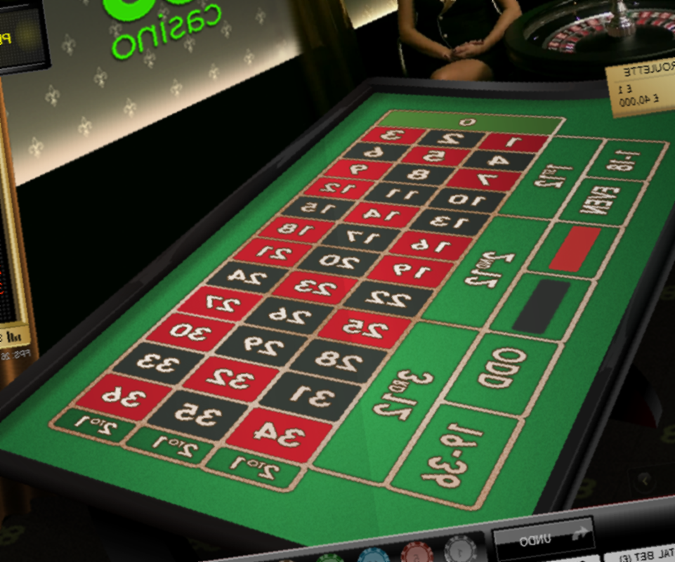 Online Roulette Game Play Money