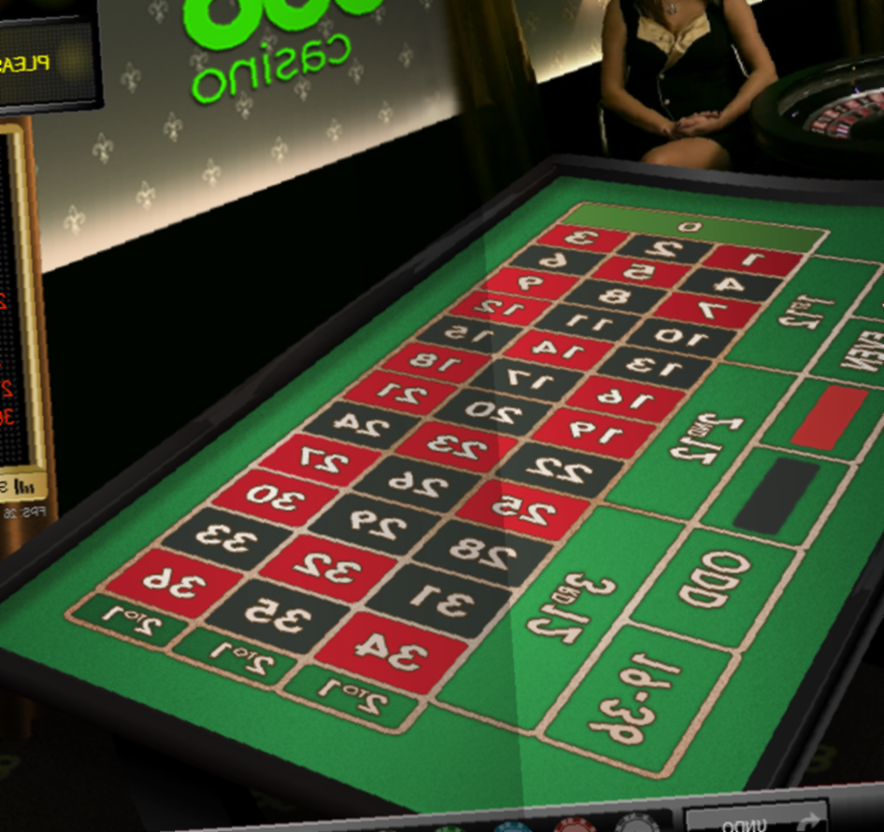 Roulette Game Online 888